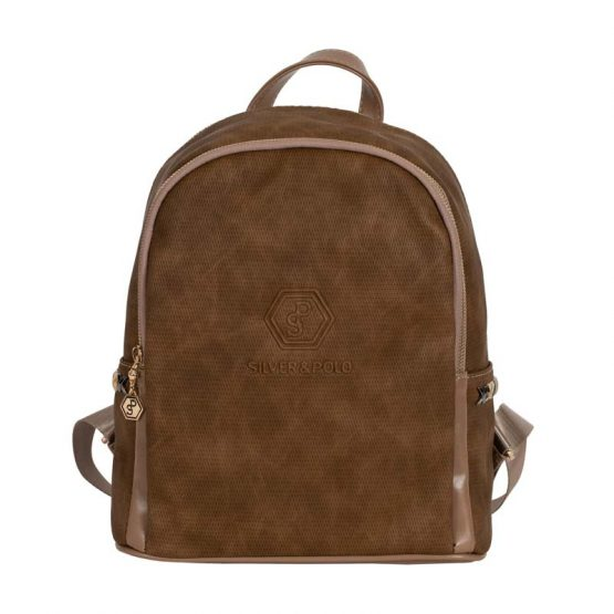 backpack taupe s&p