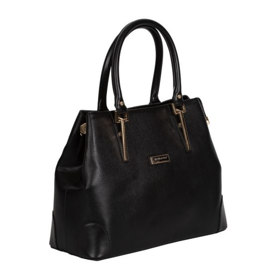 black bag silver&polo-1