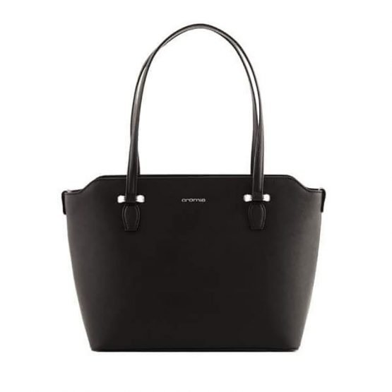 lady bag perla cromia black