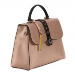 rose gold cromia bag-1