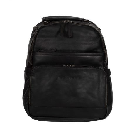 chesterfield backpack black adriko