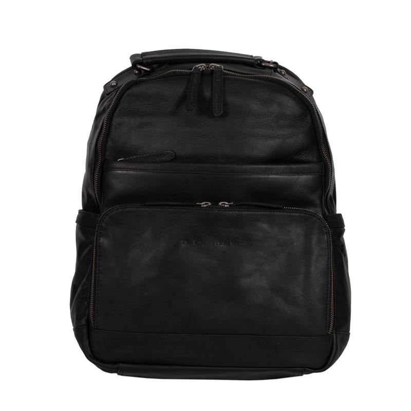 chesterfield backpack black adriko