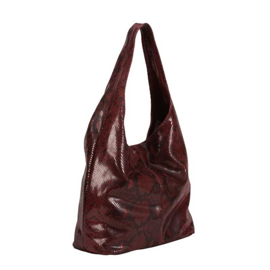 snake bag bordo it-1