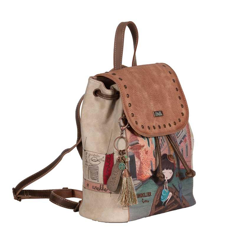 backpack anekke beige