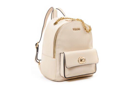 backpack sakidio verde beige