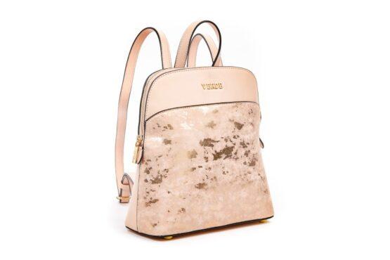 pink backpack verde