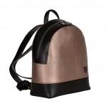 trussardi jeans backpack bronze-1