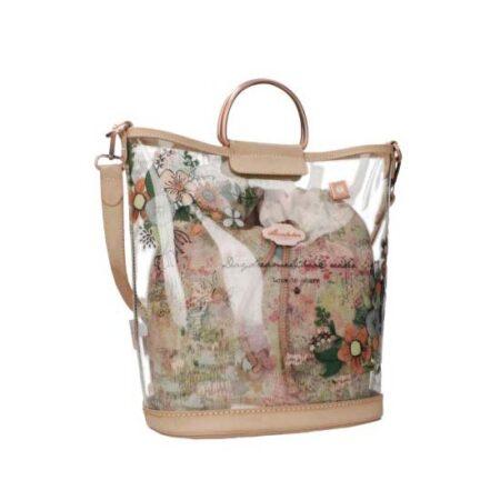 Anekke bags beigeΝ-1