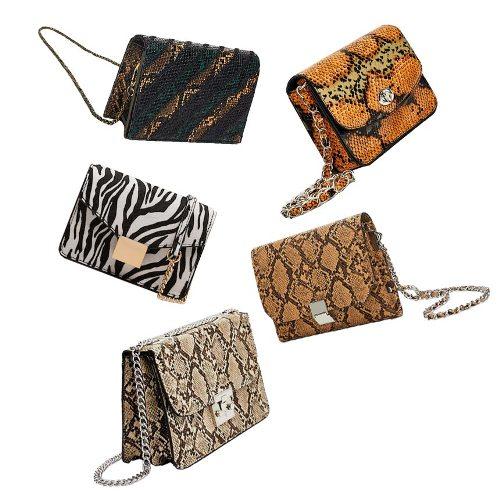 Animal print-γυναικεία τσάντα-2019