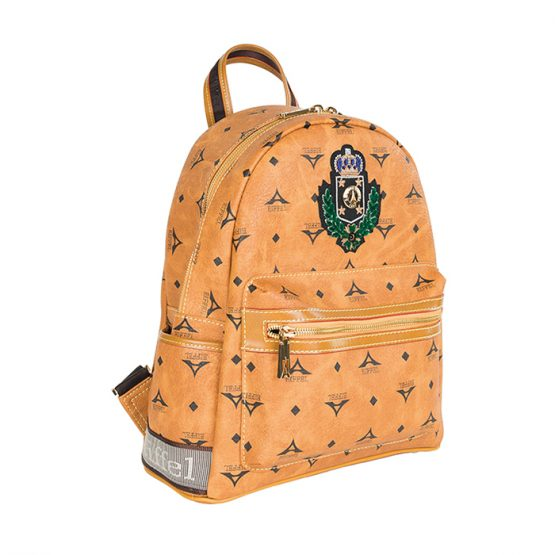 la tour eiffel backpack taba