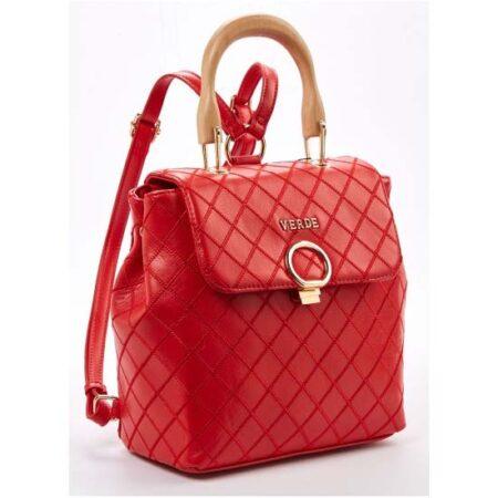 red backpack verde-1