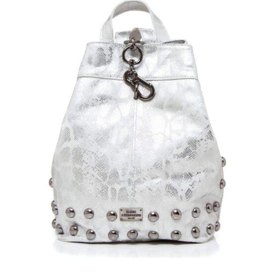 snake backpack elena athanasiou
