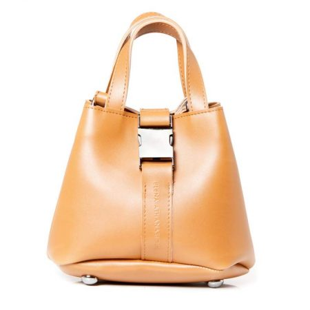 storm mini bag cognac ea