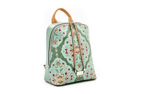 tsanta backpack verde mint