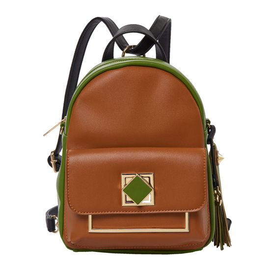 backpack camel verde