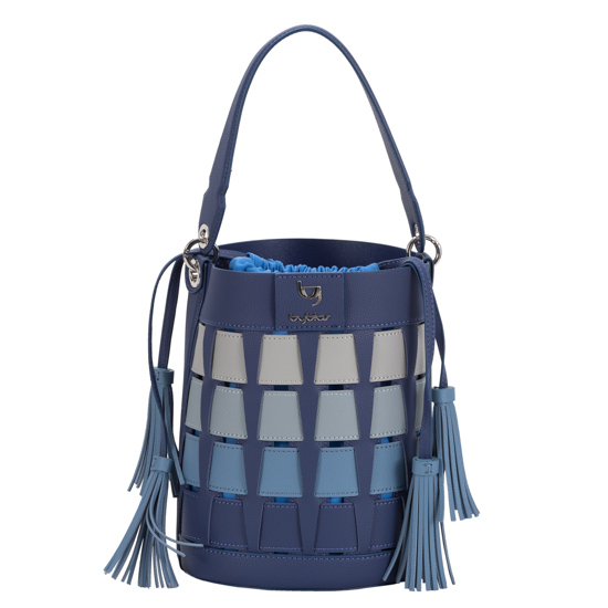 byblos bag blue