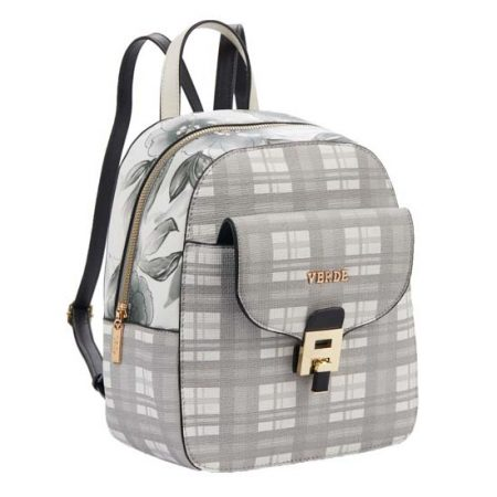 grey backpack verde