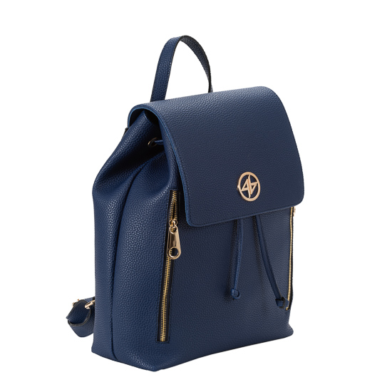backpack blue GR bag-1