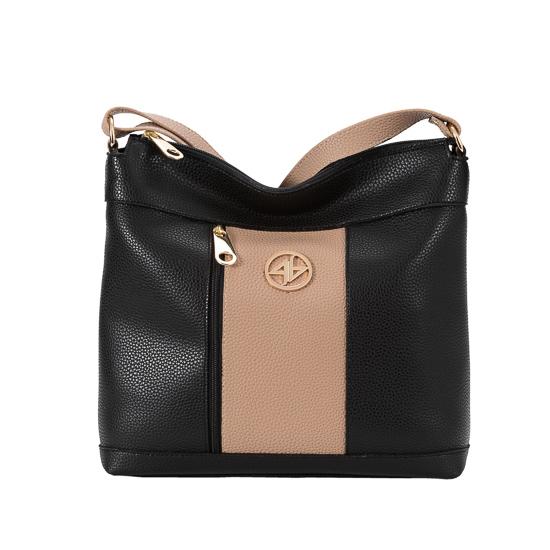tsanta xiasti greek handmade bags black
