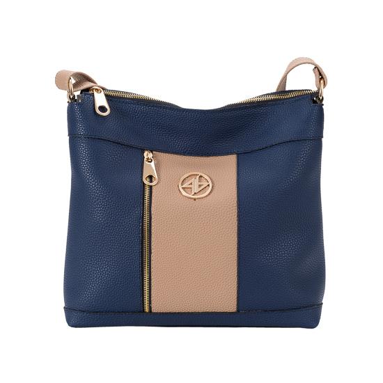 tsanta xiasti greek handmade bags blue