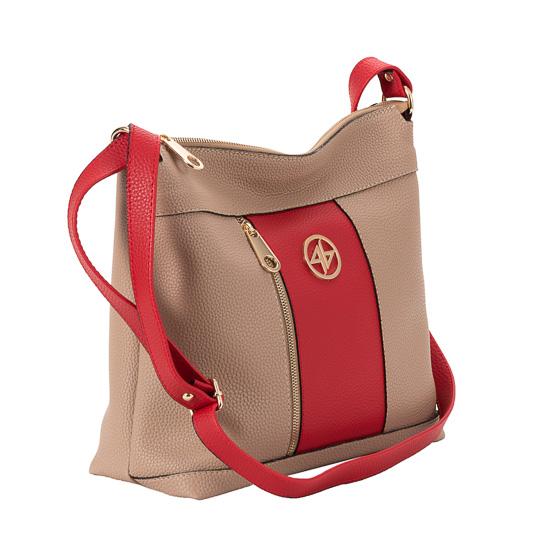 tsanta xiasti greek handmade bags red pouro-1