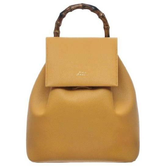 backpack yellow adonio adriano