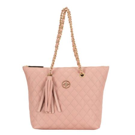 tsanta omou roz greek handmade