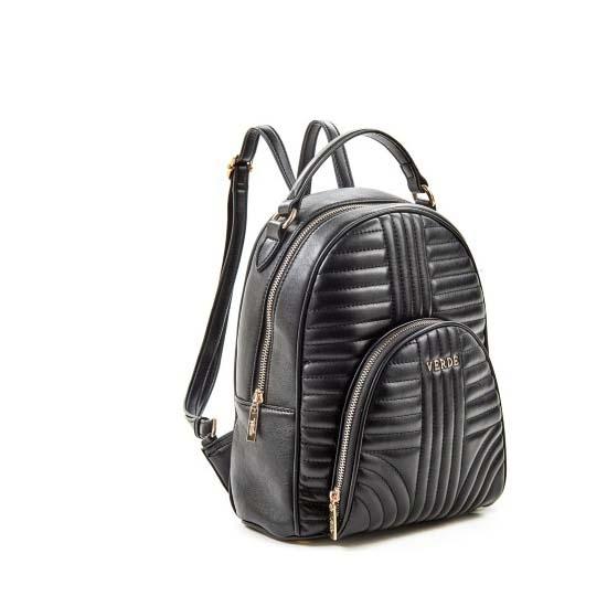 backpack black verde