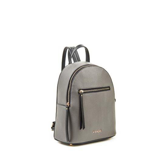taupe backpack verde