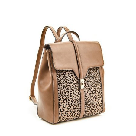 backpack taupe verde bags