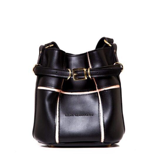 tsanta gynaikeia elena athanasiou bags black small
