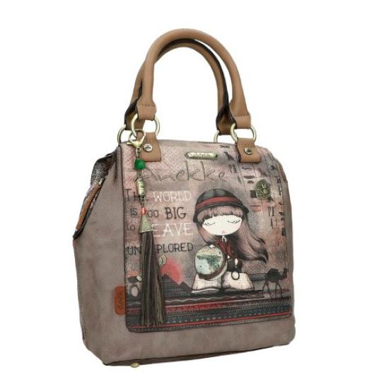 tsanta xeiros brown anekke bags