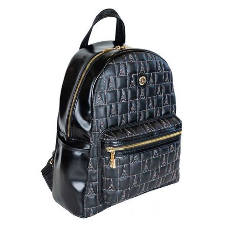 backpak la tour eiffel black