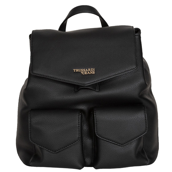 sakidio black soft trussardi