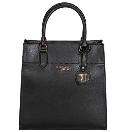tsanta xeiros black trussardi-bag