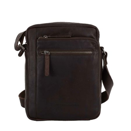 brown chedterfield men bag