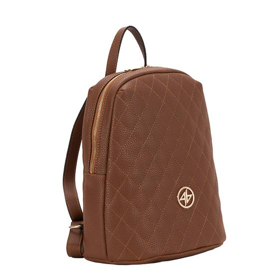backpack kapitone camel-1