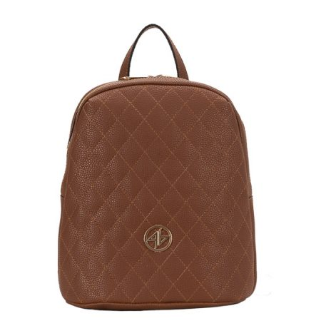 backpack kapitone camel
