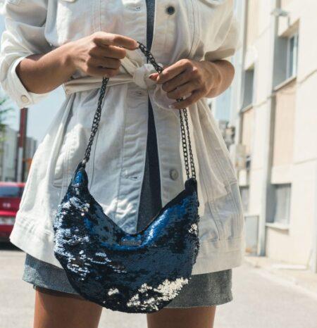tsanta omou blue ea bags