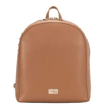 backpack camel trussardi