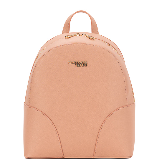 rose backpack trussardi