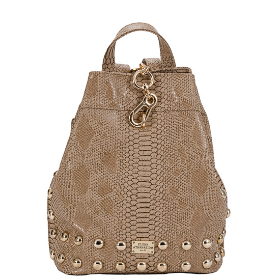 backpack beige ea bags