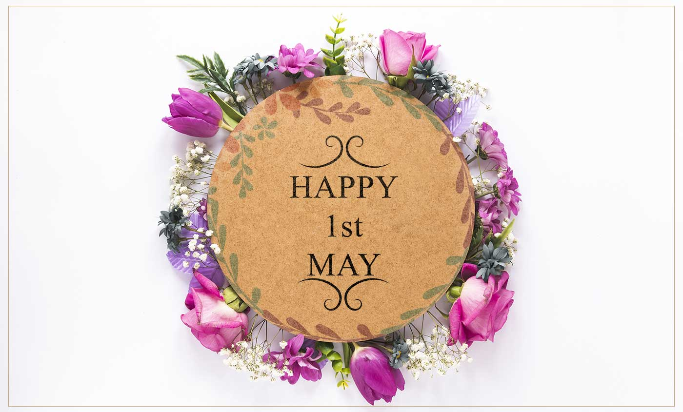 4bag Happy 1st May