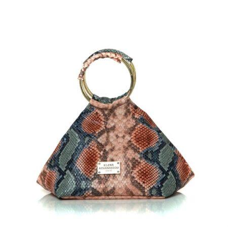 tsantaki xeiros pink blue ea bags
