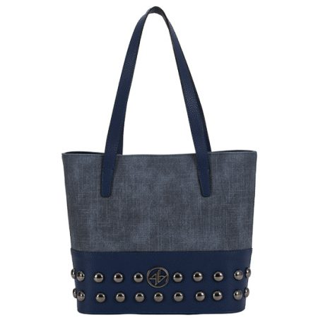 tsanta omou greek handmade blue