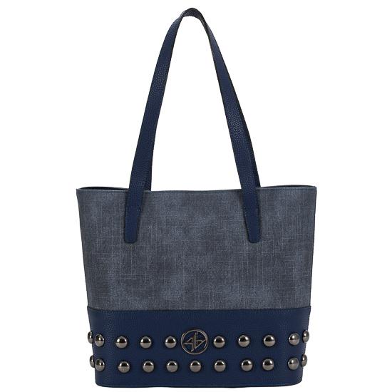 tsanta omou greek handmade blue
