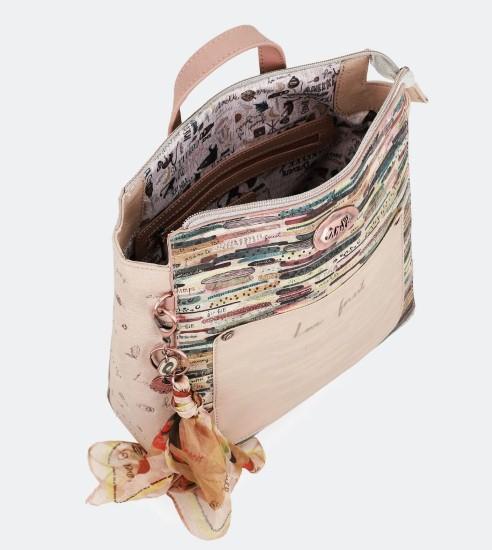 backpack beige anekke-3