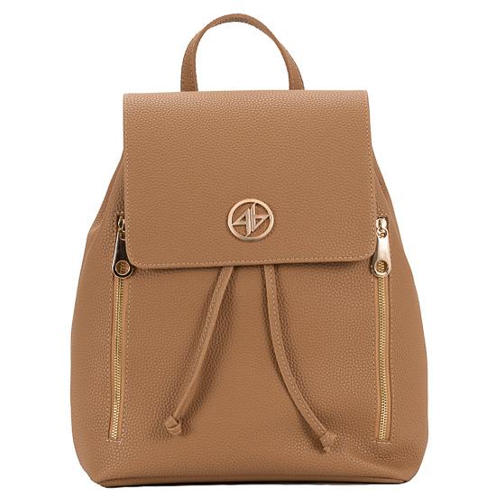 backpack camel greek handmade