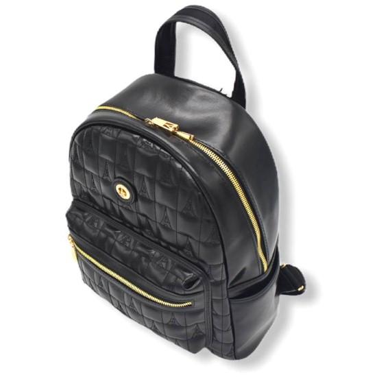 backpack black loustrini-3