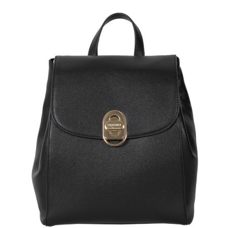 backpack trussardi black